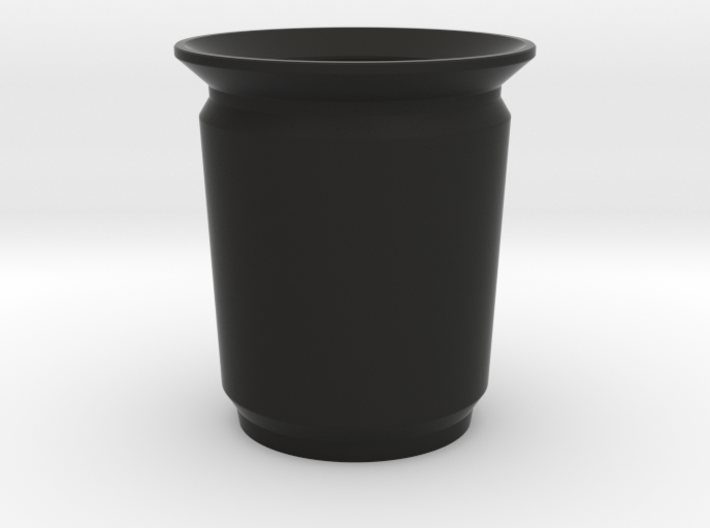 Modern Pencil Cup - Med / Desk Accessories 3d printed