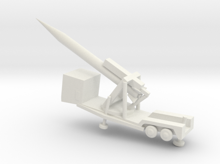 1/160 Scale M504 Missile Launcher And Sergeant Mis 3d printed