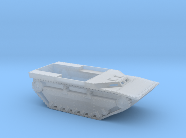 1/245 Scale LVT-4 3d printed