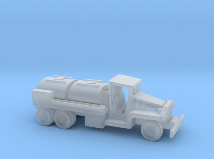 1/245 Scale CCKW Fuel Truck 3d printed