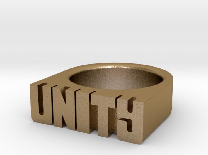 18.2mm Replica Rick James 'Unity' Ring 3d printed
