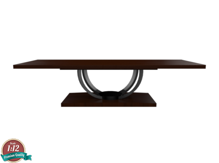 Miniature Dining Table 559-303 - Century 3d printed Miniature Dining Table 559-303 - Century