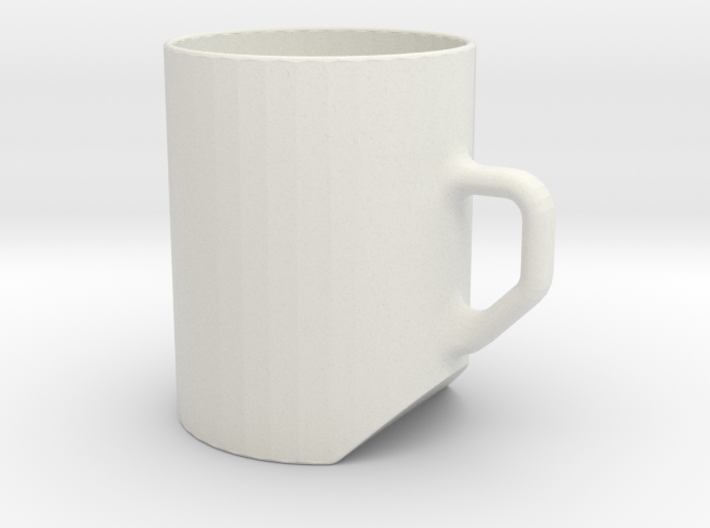 Mouthwash cup 3d printed