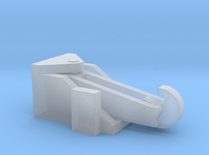 Tug Hook 1/144 fits Harbor Tug 3d printed