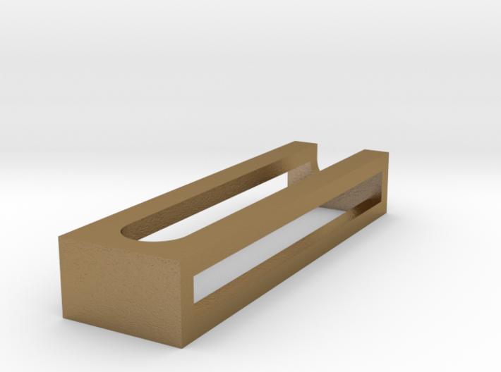 Minimal ease.d Pendant 2/4 3d printed