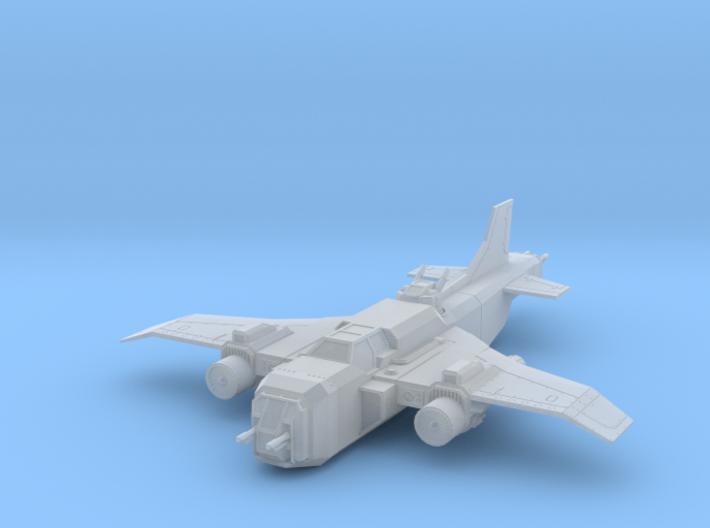 6mm Havoc Light Marauder Prototype 3d printed