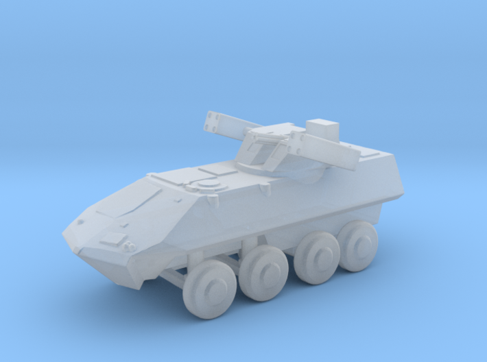 1/144 Scale LAV25 AD 3d printed