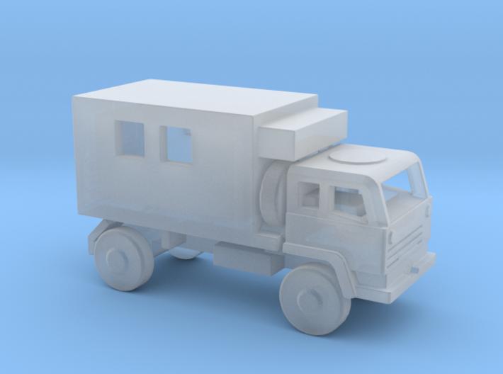 1/144 Scale M1079 Van 3d printed