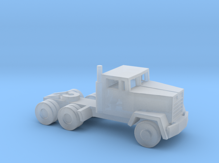 1/144 Scale M915 Tractor 3d printed