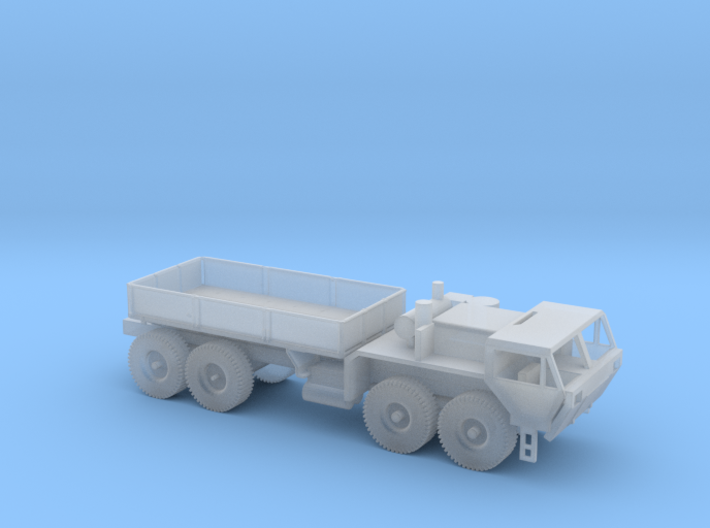 1/144 Scale HEMMT M-985 Cargo Truck 3d printed