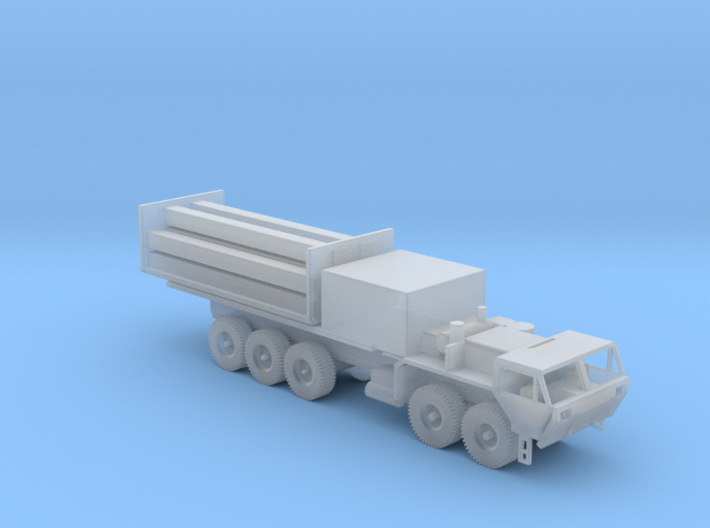 1/144 Scale M1120 HEMTT THAAD, launcher Stowed 3d printed