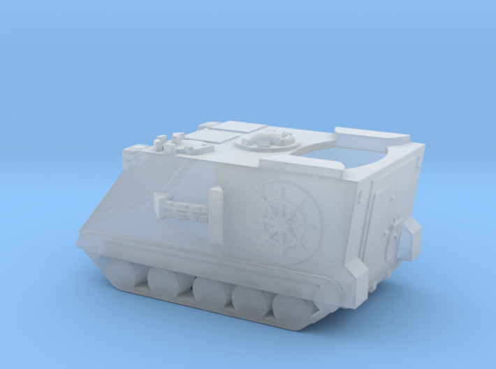 1/160 Scale M106 Mortar Carrier 3d printed