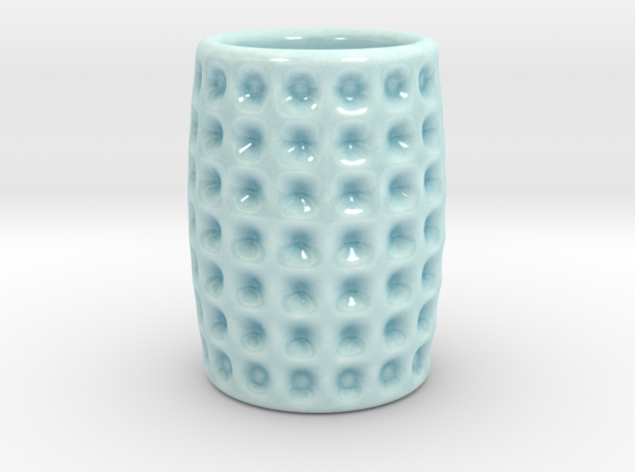 DRAW shot glass - Tricky Nicky 3d printed