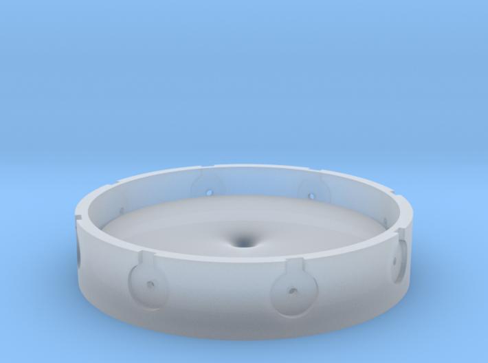 Spinning Electrophoresis 3d printed
