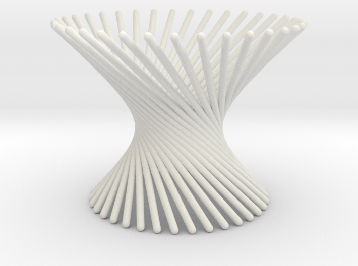 Egg cup _ The twist 3d printed