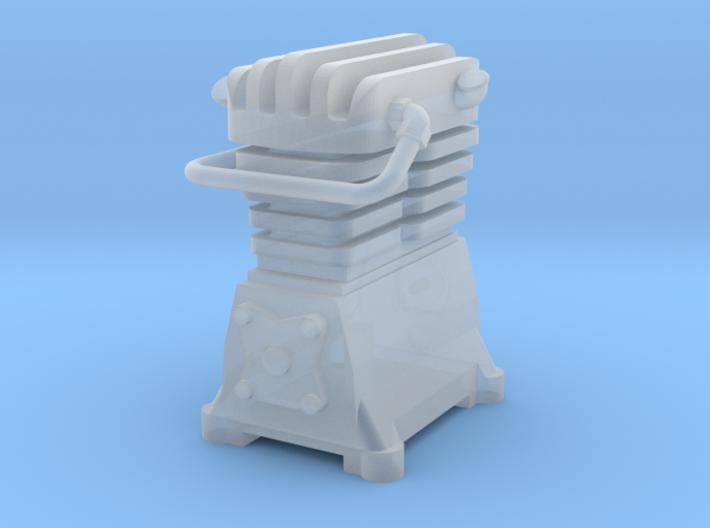 Kompressor 3d printed