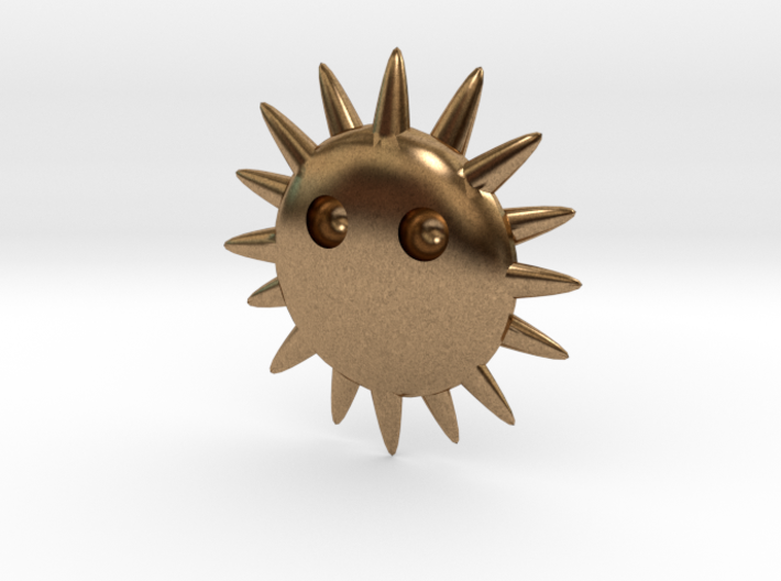 Sun ornaments 3d printed