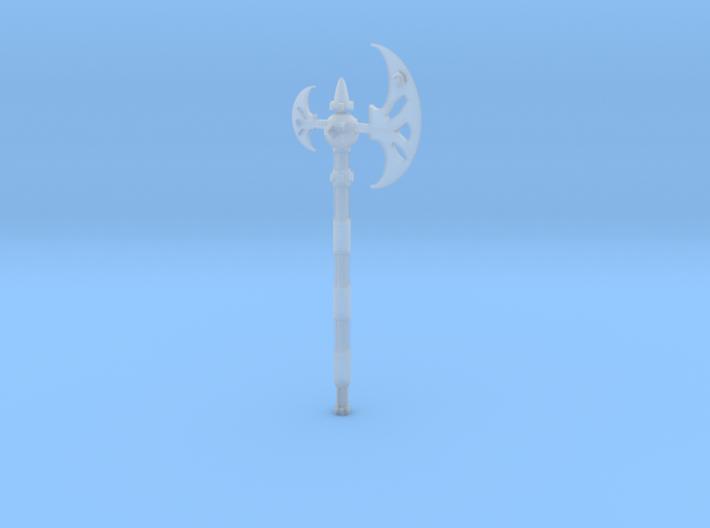 tf5 knights Short Axe 3d printed