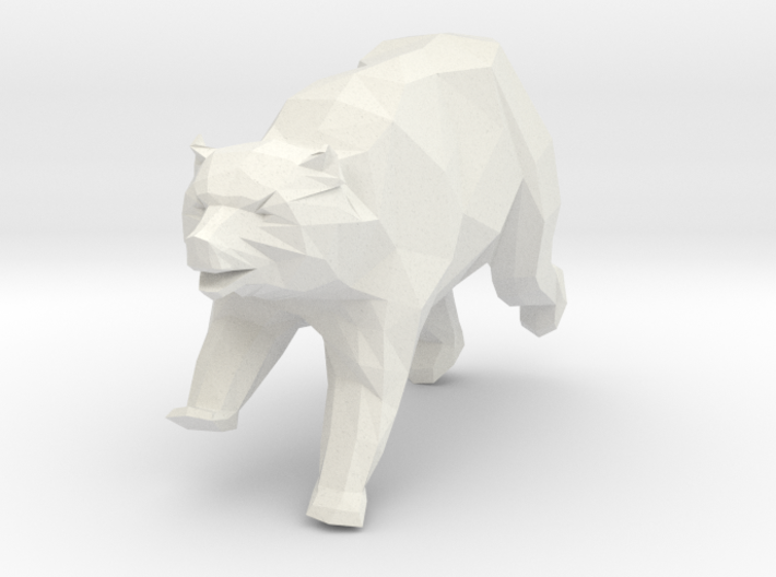BEAR DOLL 3d printed