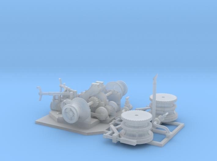 35th_Anchor_Winch 3d printed