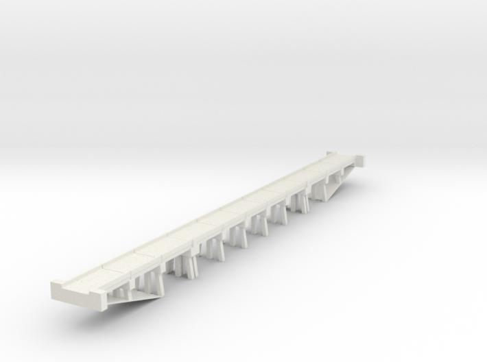Bridge N scale generic medium 3d printed