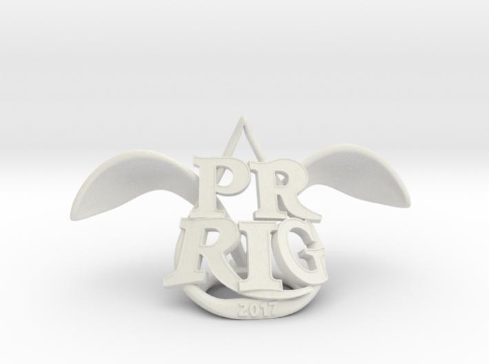PR_rig_2017 3d printed