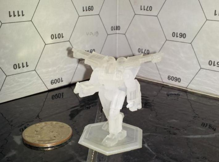 Mecha- Crusher LAM BattleMech (1/285th) 3d printed