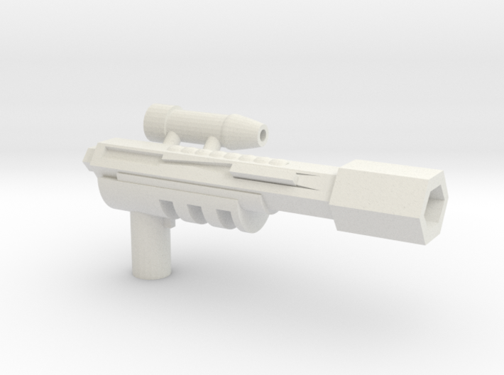 Magnificent Blaster 3d printed