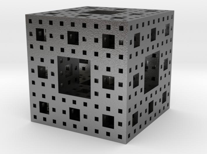 Menger sponge Square Cube 3d printed