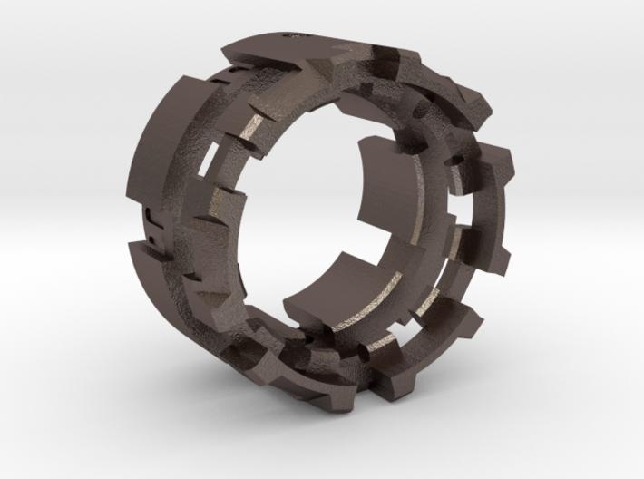 "HILT GX16 Connector Holder 7/8"" STEEL 3d printed"