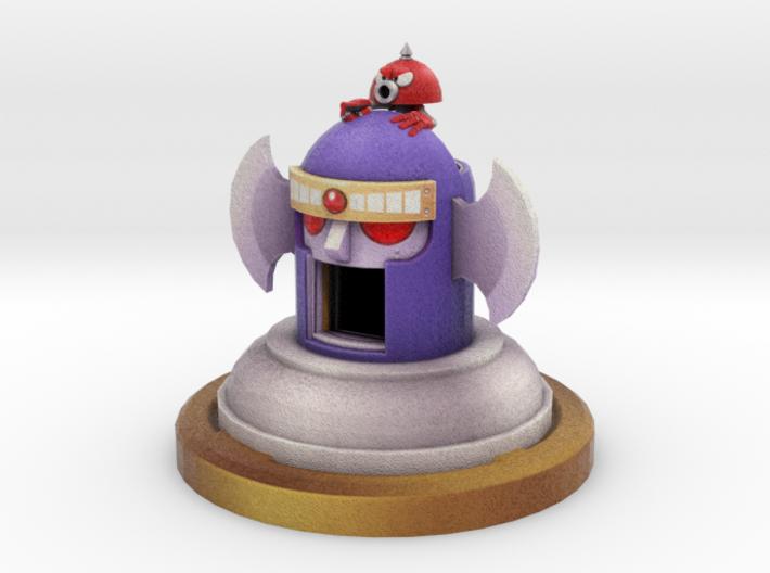Axe Robot Super 3d printed