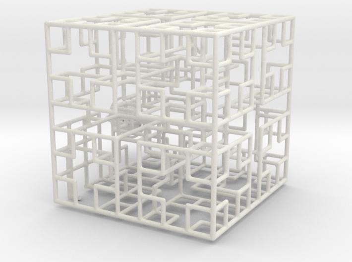 Minotaur's Castle 3d printed