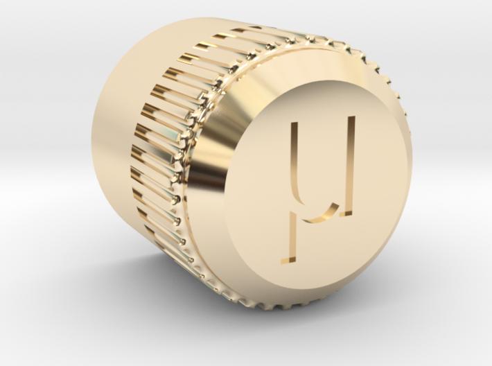uBITX Encoder Knob 3d printed