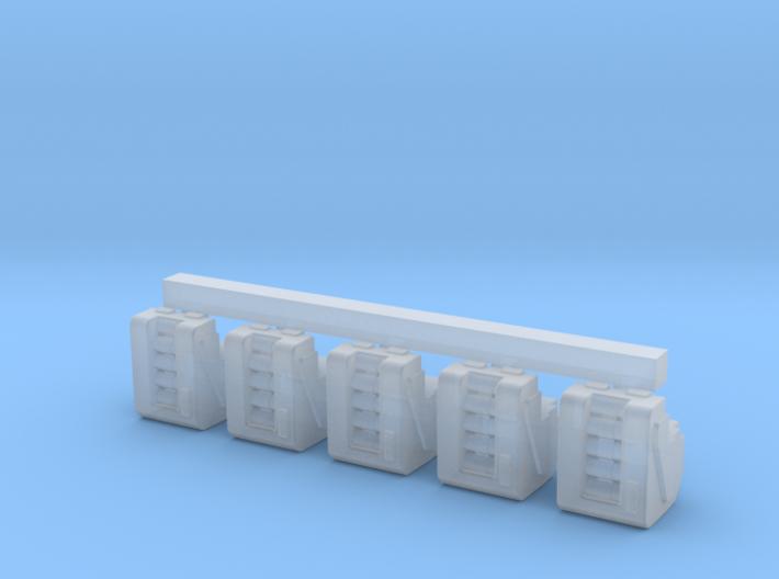 Box Mag X5 3d printed