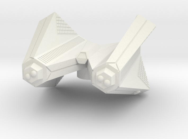3125 Scale Tholian Police Destroyer (PDD) SRZ 3d printed