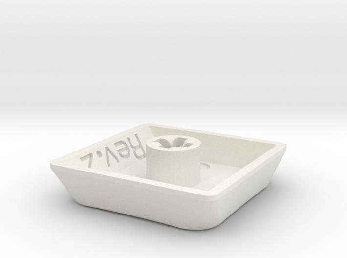 Low Profile Keycap 3d printed