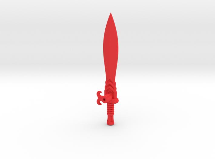 POTP Slug G1 Sword (half crossguard) 3d printed