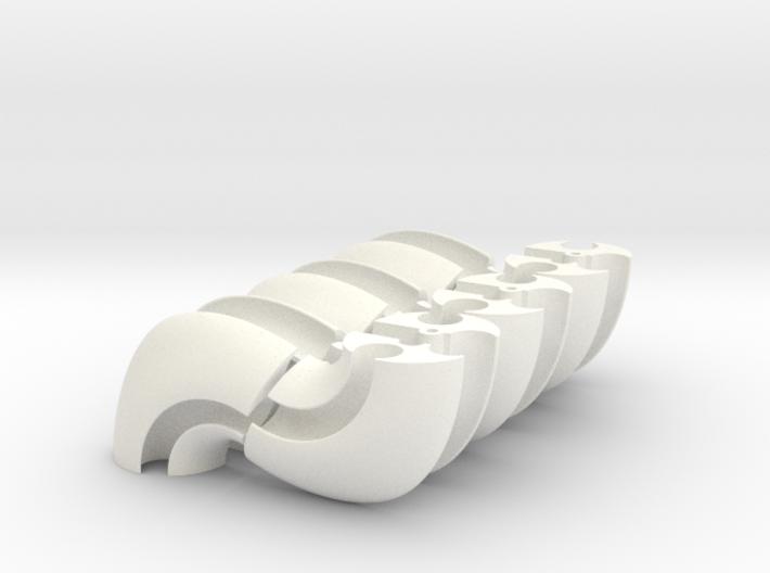 Infinilabacus 3d printed