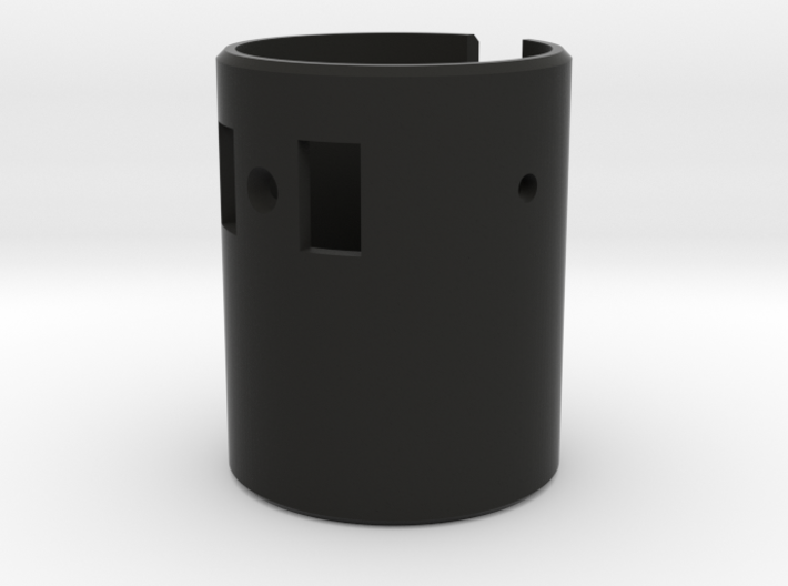 Praco flashes sleeve 3d printed