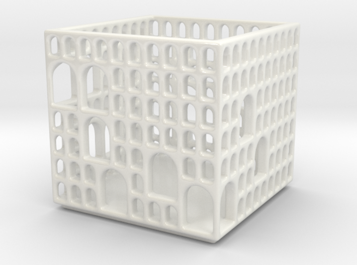 Arches Pencil Holder 3d printed