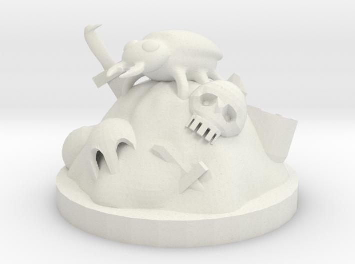 Lightning Bug 3d printed