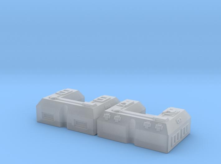 3125 Scale Lyran Combat Pallet Collection CVN 3d printed