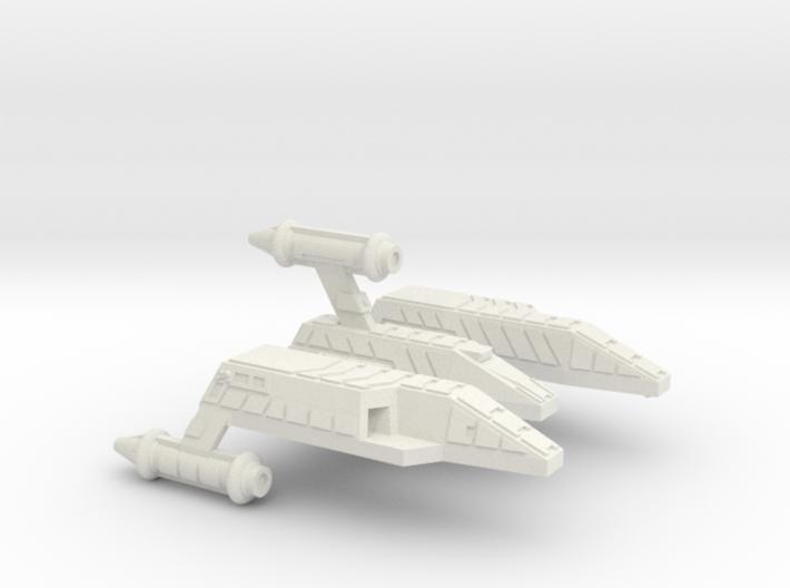 3125 Scale Lyran Yaguarundi Light Carrier CVN 3d printed