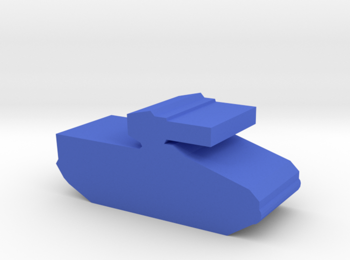 Game Piece, Blue Force Marder IFV 3d printed