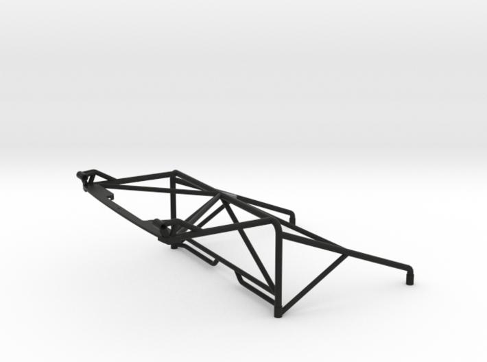 JK Roll Cage w/ Light Bar Mount 3d printed