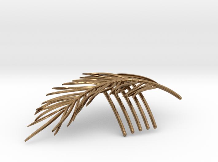 Palm Comb 3d printed