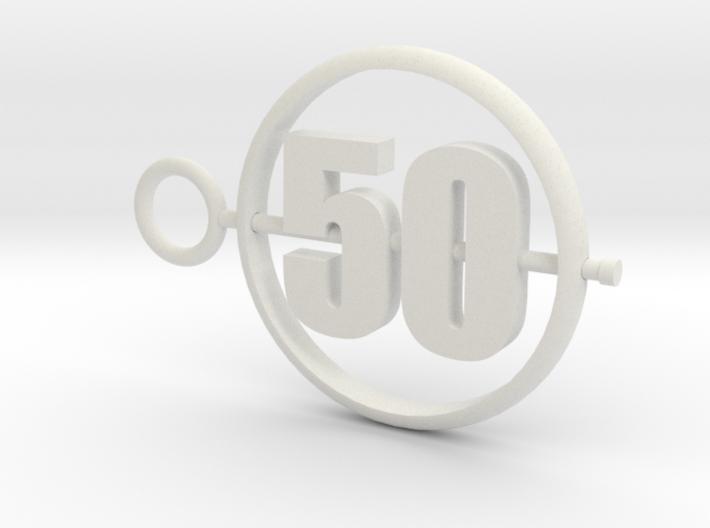 50_50mm 3d printed