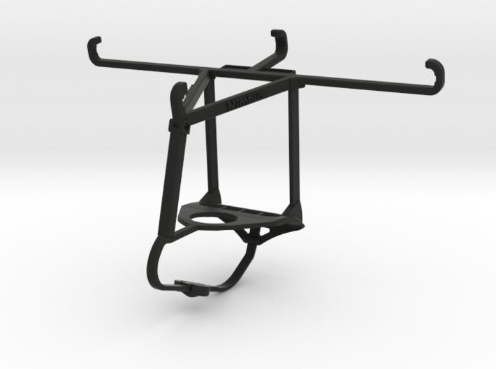 Steelseries Nimbus & Apple iPhone 6s Plus - Over t 3d printed