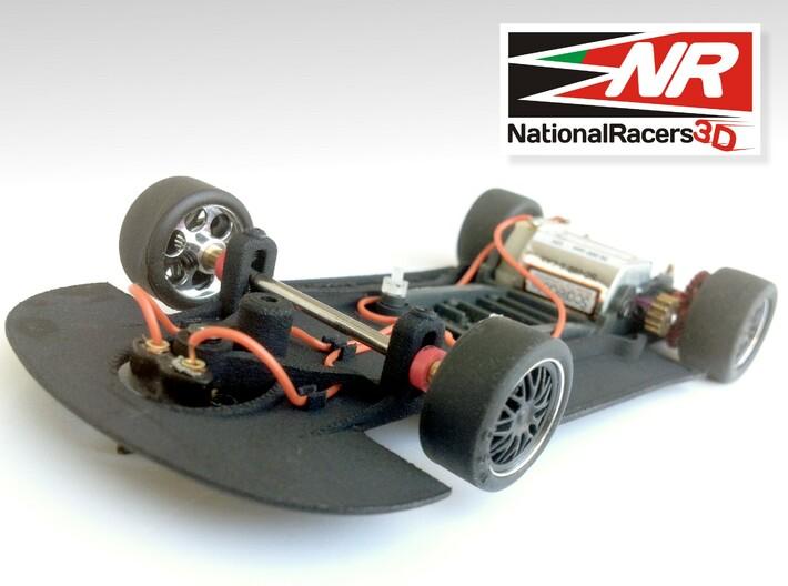 3D Chassis - Ninco Lamborghini Murcielago (AW/SW) 3d printed