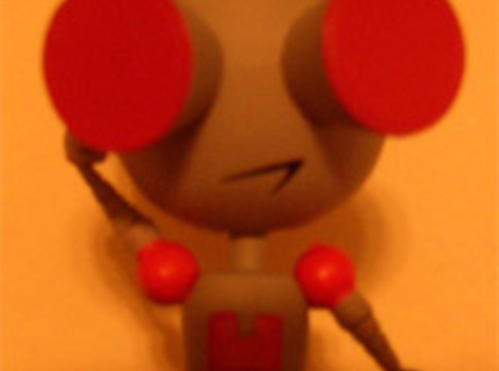 GIR Robot 3d printed Duty Mode GIR from Palisades line (basis for model)